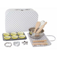 JaBaDaBaDo Bakery Set with Case