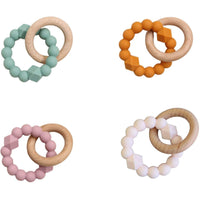 Jellystone Moon Teether Green