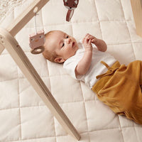 Kids Concept Play Mat White
