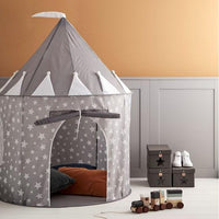 Kids Concept Playtent Star New Grey