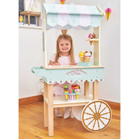 Le Toy Van Honeybake Ice Cream and Treats Trolley