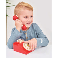 Le Toy Van Honeybake Vintage Phone