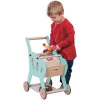 Le Toy Van Shopping Trolley-