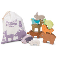 Petilou Forest Stacker Tower & Bag-