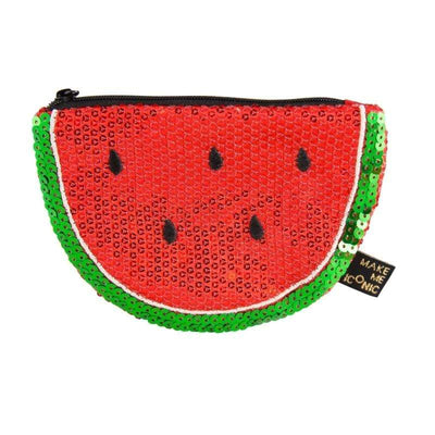 Make Me Iconic Sequin Purses Watermelon