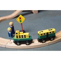 Make Me Iconic Toy Mini Tram-