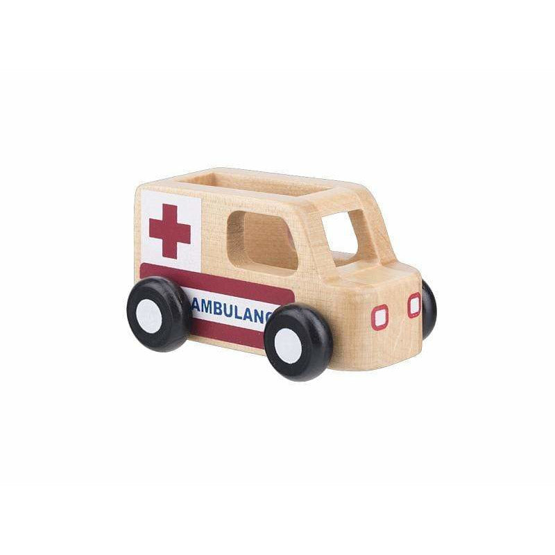 Moover Line Mini Ambulance