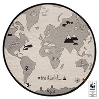 OYOY - The World Rug Mat-