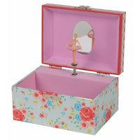 Tiger Tribe Jewellery Box - Rose Garden