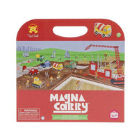 Tiger Tribe Magna Carry- Busy Builders