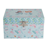 Tiger Tribe Mermaids Jewellery Box - Medium Size-
