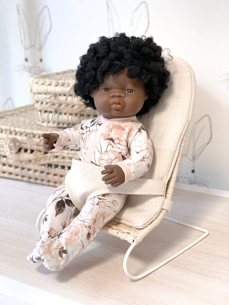 Tiny Harlow Doll's Bouncer