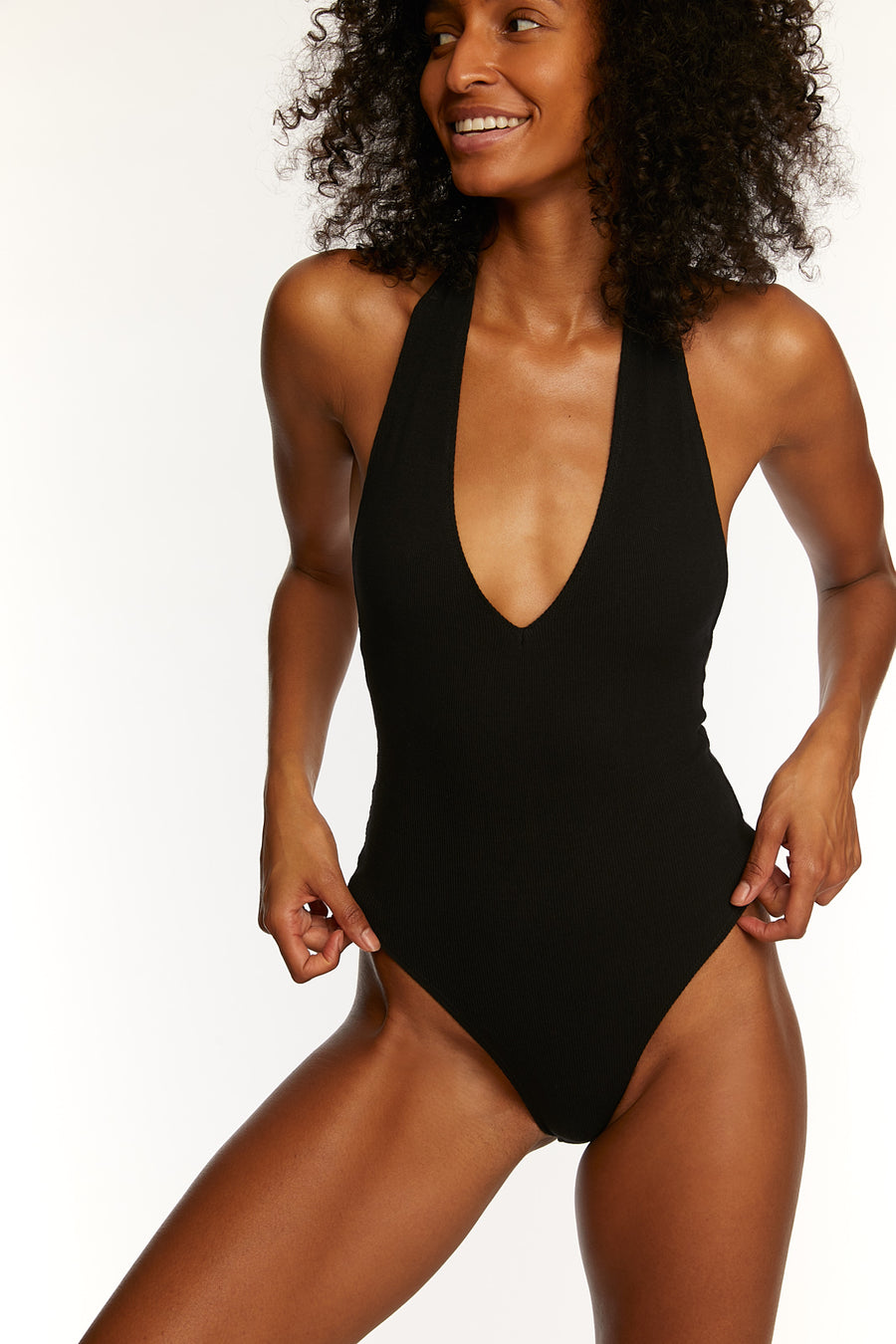 Hyperion Ribbed Bodysuit