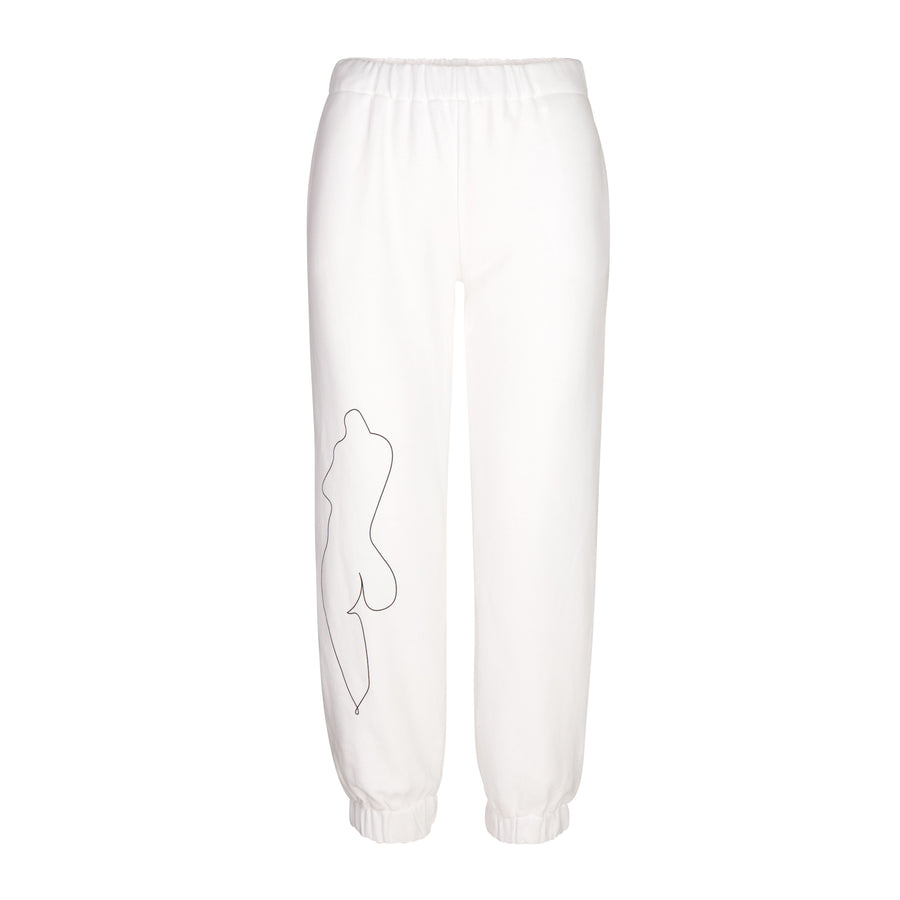 Serra Sweatpant - Figure Outline