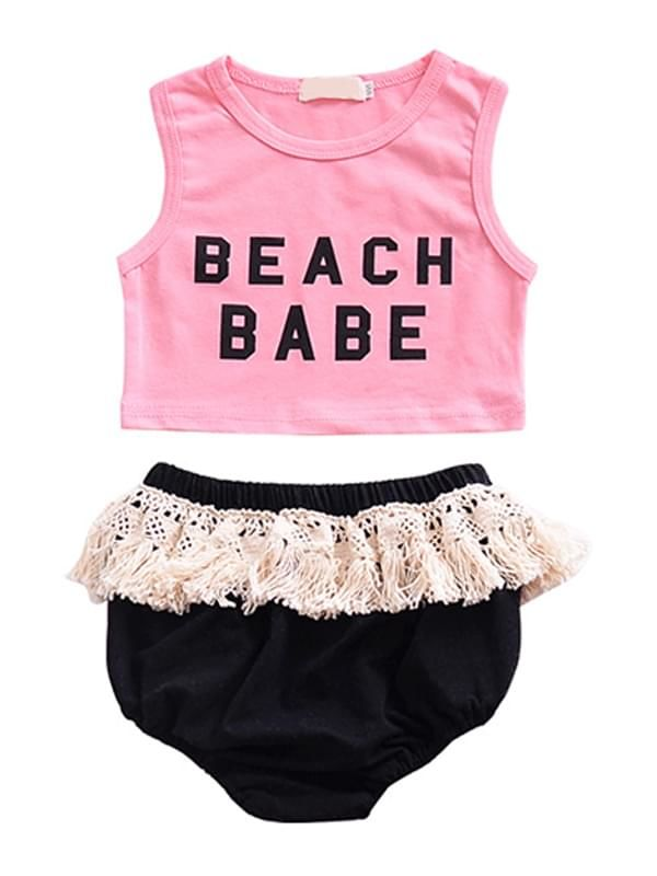 Baby Toddler Girls Outfits sets FRONT