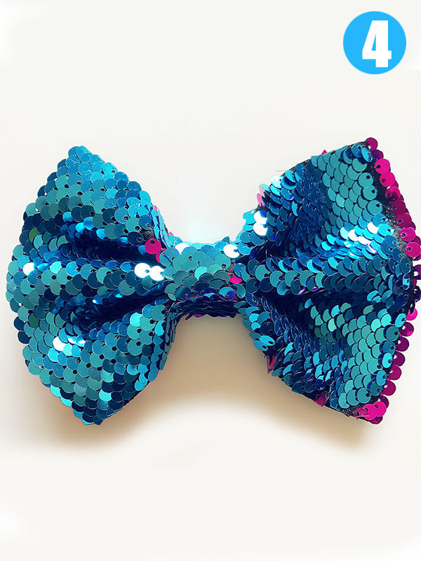 Colorful Sequins Headband-Pattern 4