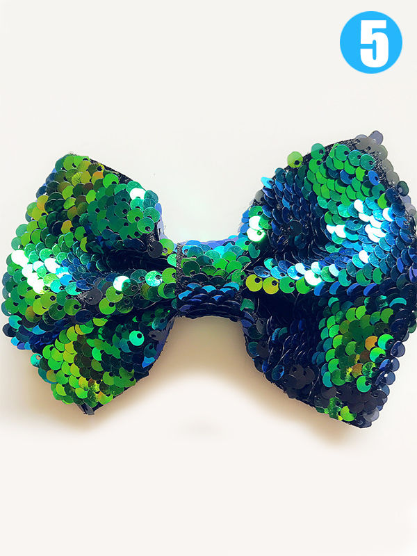 Colorful Sequins Headband-Pattern 5