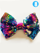 Colorful Sequins Headband-Pattern 8
