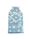 Light Blue Sleeping Blanket