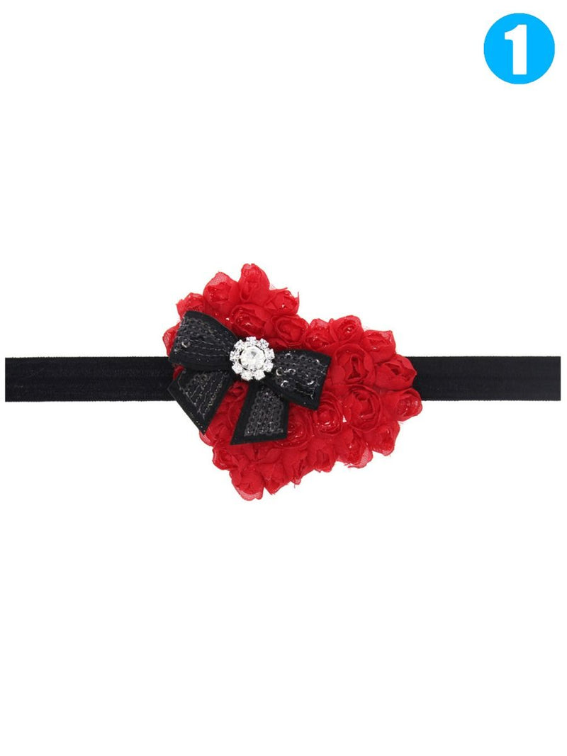 Love Flower Headband-pattern 1