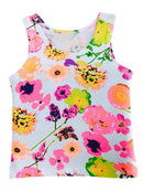 7 Kinds Unisex Baby Printed Tank Top Summer