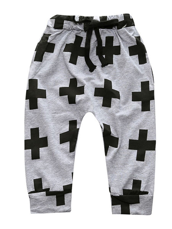 Little Boy Casual Pants