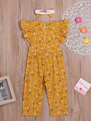 Baby Little Girl Jumpsuit