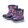 Mommy and Me Winter Outdoor Waterproof Snow Boots-3 Colors