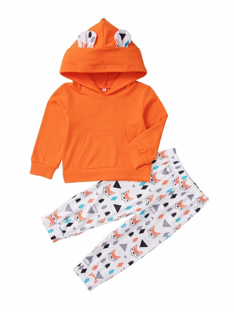 Little Kids Fall Outfit-Front