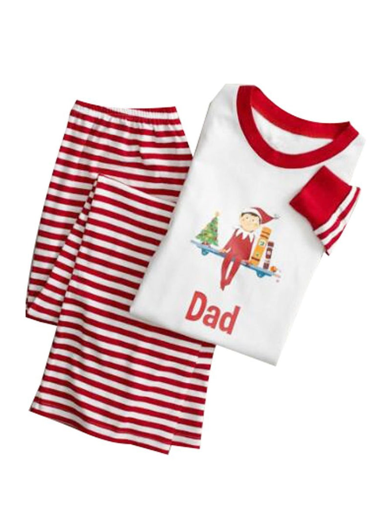 Christmas Pajamas-dad