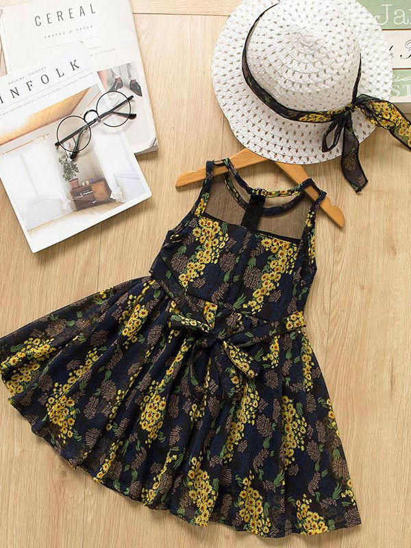 Princess Dress-balck