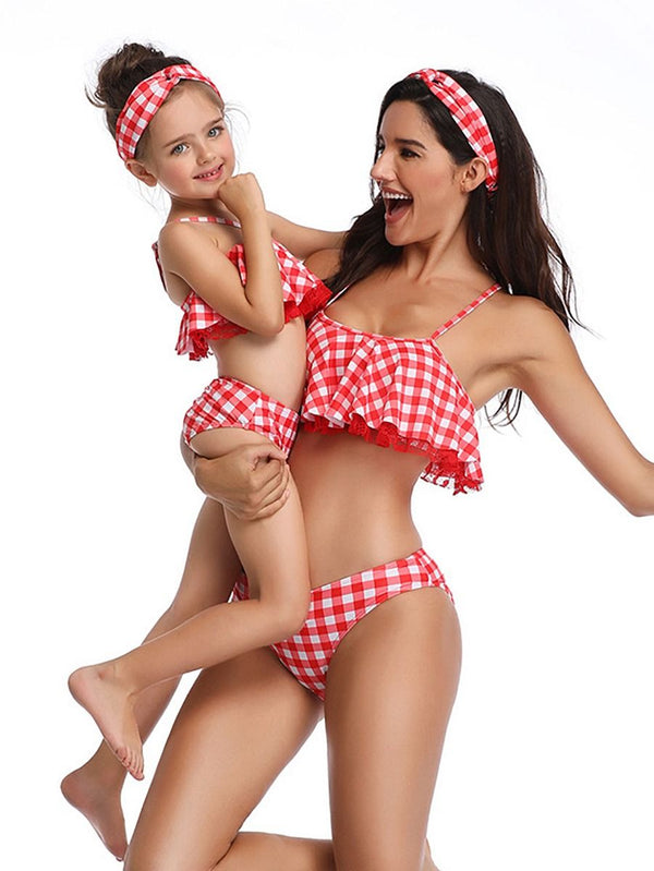 Mother & Daughter Tankini