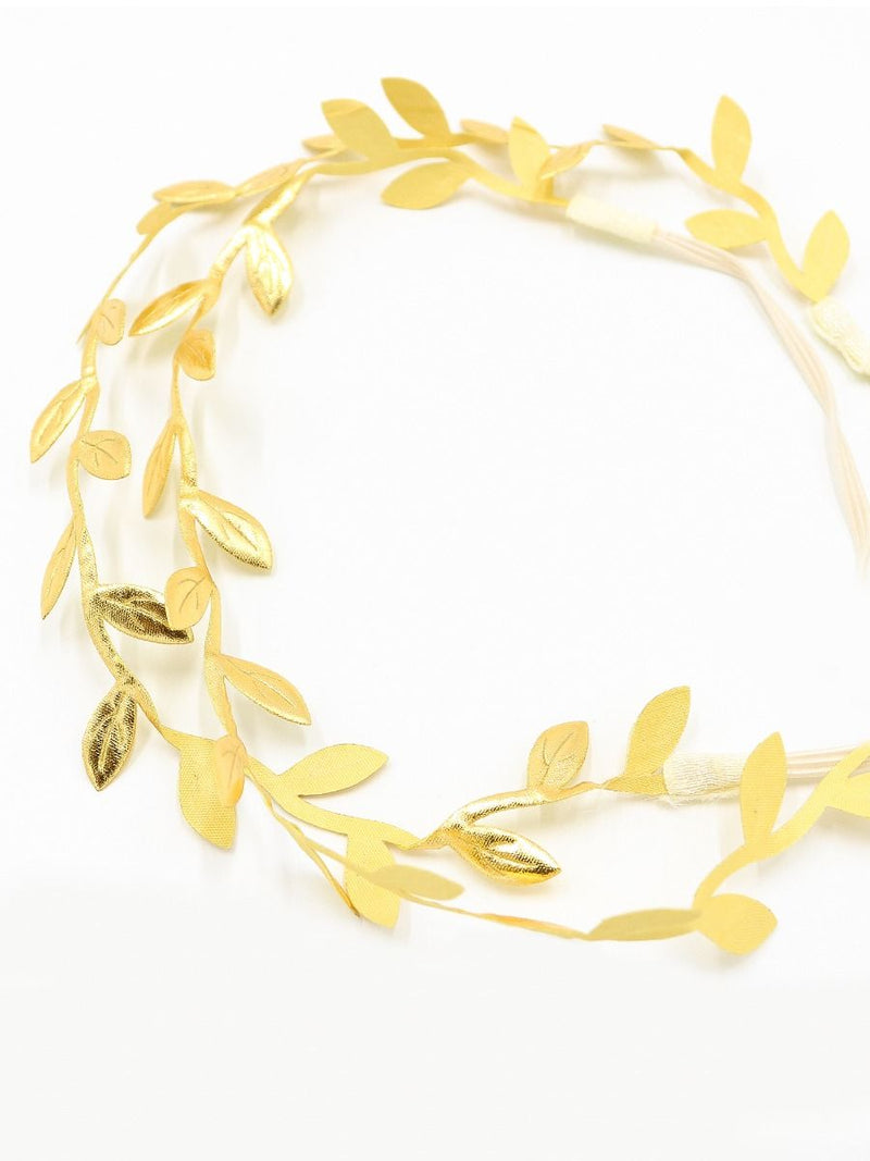 gold Hairband Accessories