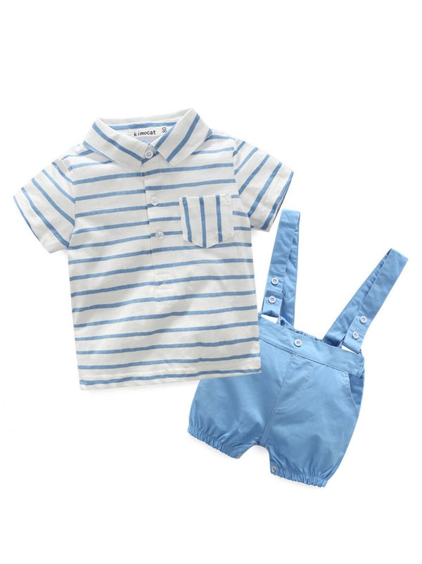 Cotton Blend Clothes Set