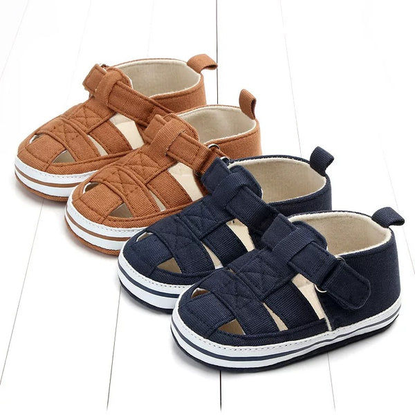 Solid Color Shoes First Start Crib Sandals