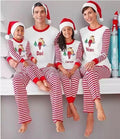 2-Piece Christmas Family Outfits Loungewear