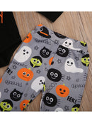 Ghost & Pumpkin Pants