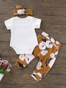 3-piece Clothes Set
