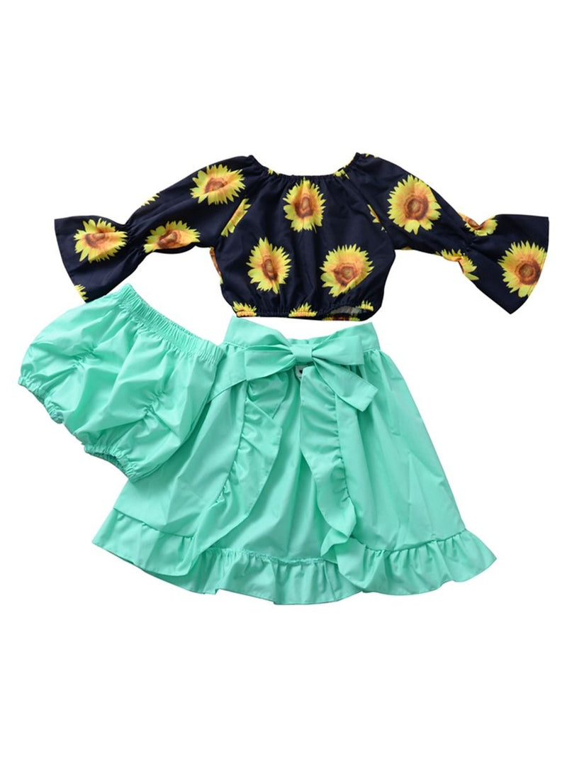 Sunflower Outfits-Green