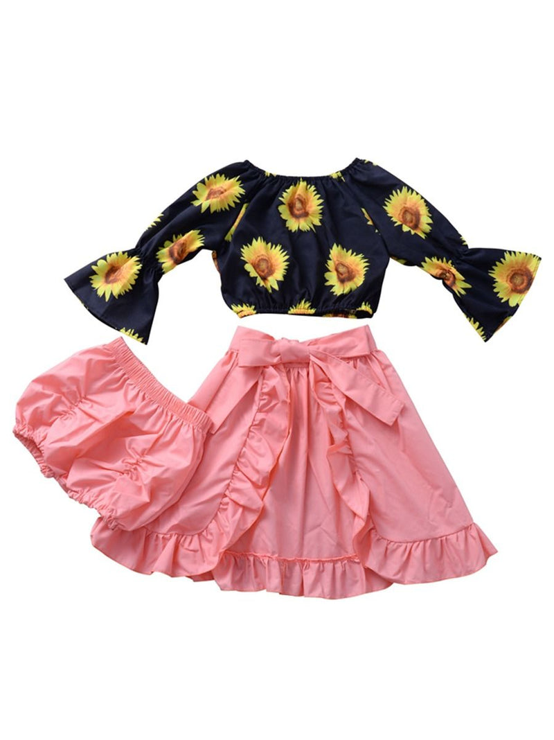 Sunflower Outfits-Pink