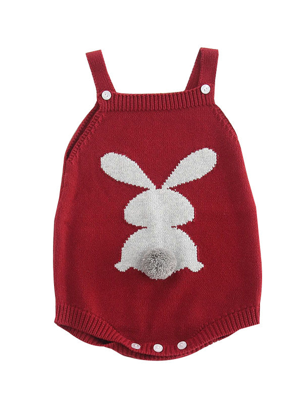 Bunny Knitted Onesie