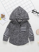 Autumn 2-Piece Infant Boy Sport Suit Hoodie + Pants