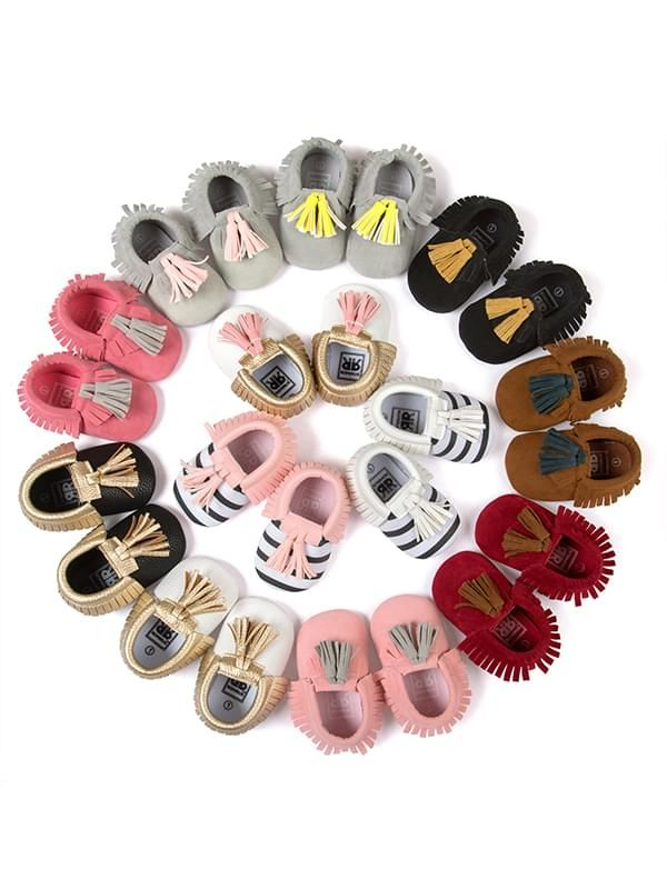Infant Babies Nonslip Shoes-