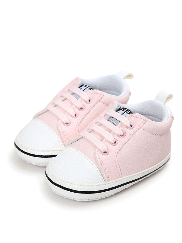 Little Boys & Girls Prewalker Shoes-pink