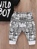 Baby Boy 2-piece Outfit - Pants