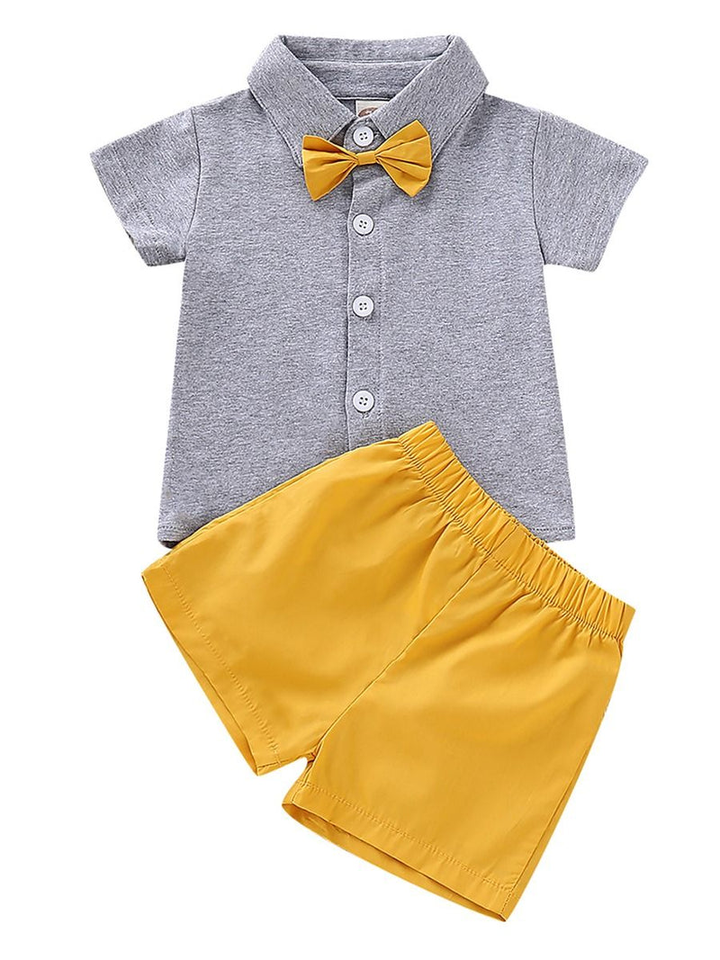 Summer Infant Baby Boys Cotton Blend Outfit