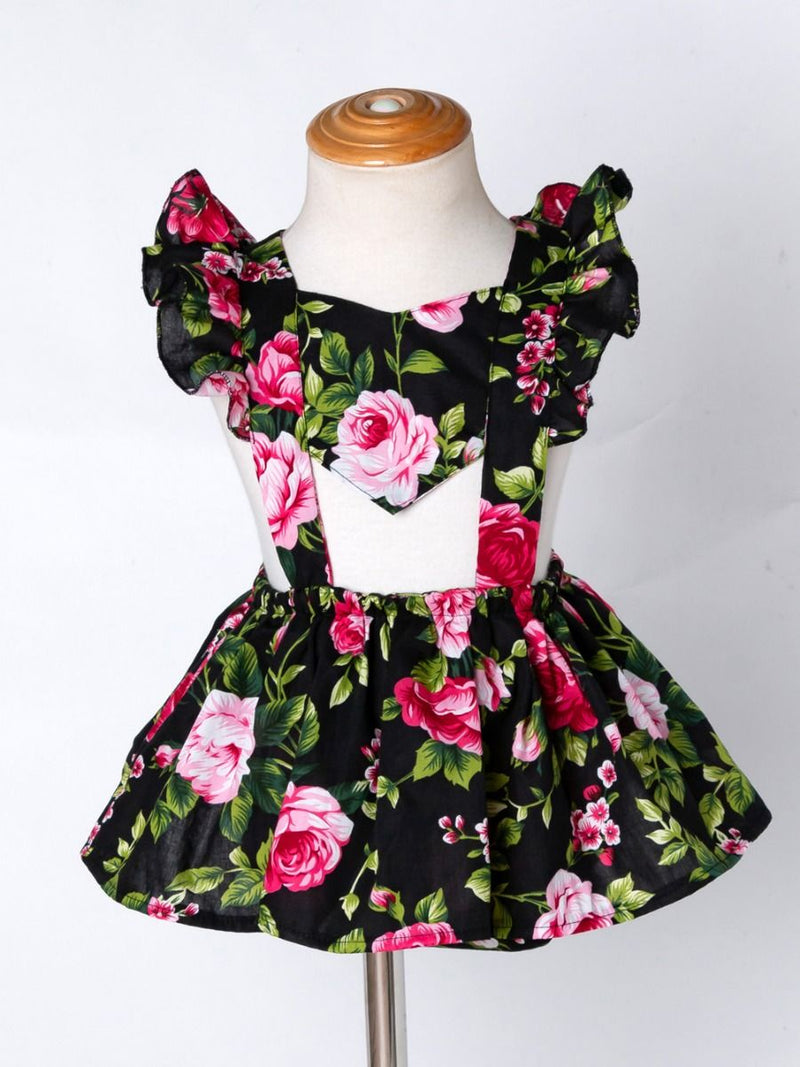Dress Suspender with Headband