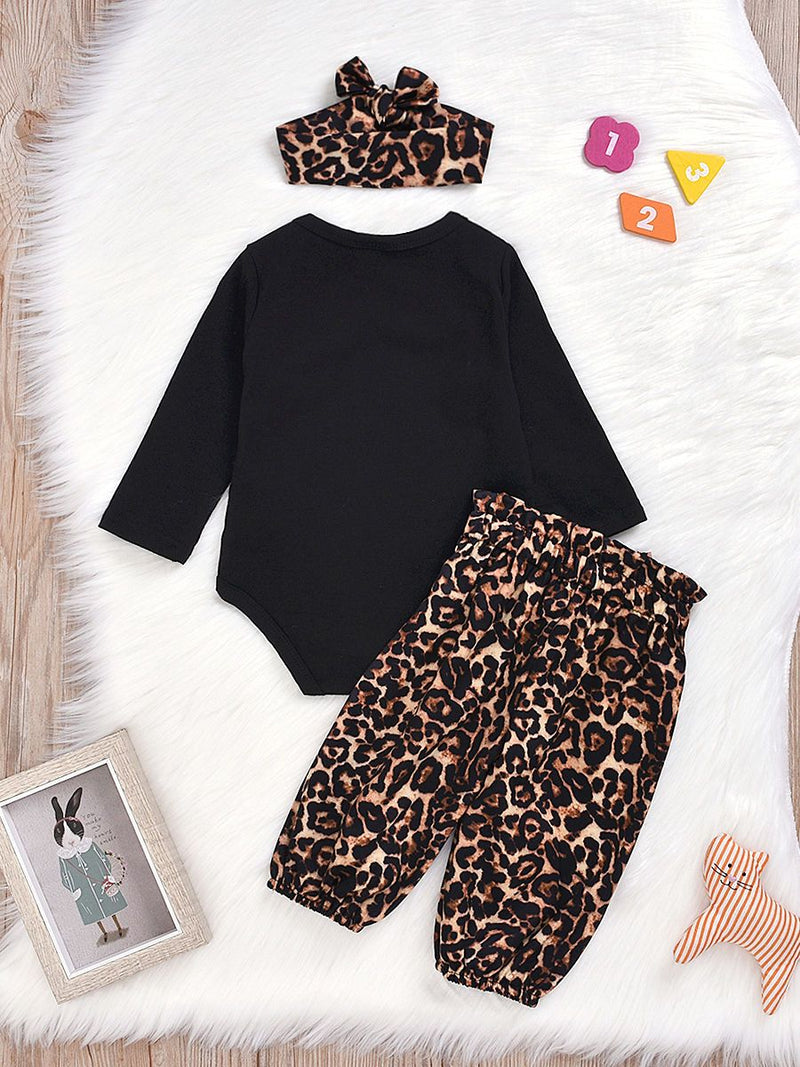 Fashion Baby 3-pieces Set-Back