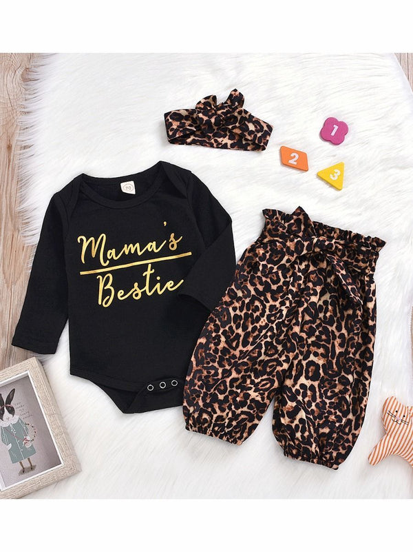 Fashion Baby 3-pieces Set-Front