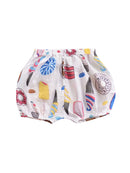 Summer Shorts - Pattern 3